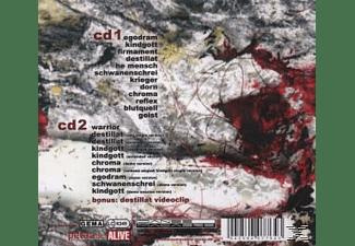 Das Ich - Egodram  - (CD)
