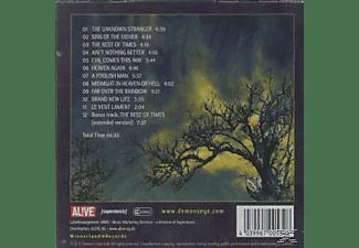 Demon's Eye Featuring Doogie White - The Stranger Within  - (CD)