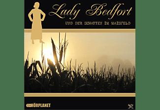 Lady Bedfort 40: ...und der Schatten im Maisfeld  - (CD)