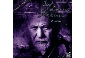 Prof. Sigmund Freud 04: Stimulus  - (CD)