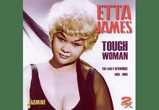 James Etta - TOUGH WOMAN. THE EARLY..  - (CD)