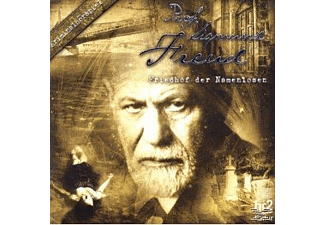 Prof. Sigmund Freud 05: Friedhof der Namenlosen  - (CD)