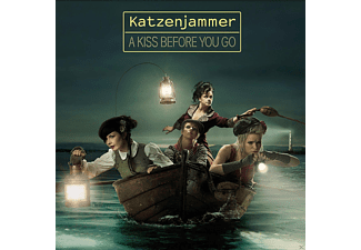 Katzenjammer - Katzenjammer - A Kiss Before You Go - (CD)