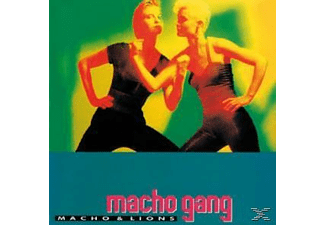 Macho Gang - Macho & Lions  - (CD)