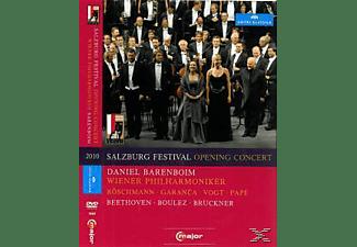 Daniel/wpo Barenboim - Salzburg Festival Opening Concert  - (DVD)