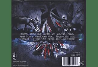 Lahannya - Dystopia  - (CD)