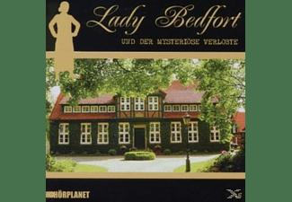 Lady Bedfort 45: Der mysteriöse Verlobte  - (CD)