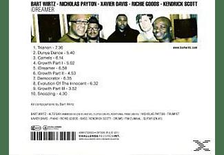 Bart Wirtz - Idreamer  - (CD)