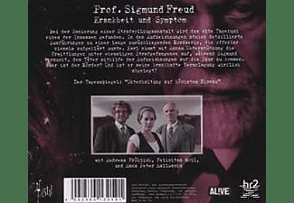 Prof.Sigmund Freud - Krankheit und Symptom (08)  (Kriminalhörspiel)  - (CD)