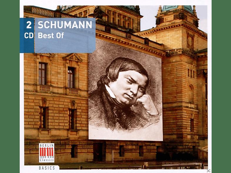 Norman Shetler, Peter Schreier, Franz Konwitschny, Johannes Friemel, Klaus Pietzonka, Gewnadhausorchester Leipzig, Rundfunkchor Leipzig - Best Of Schumann [CD]