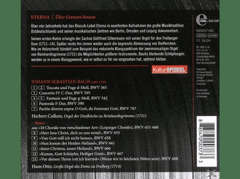 Herbert Collum, Hans Otto - Werke Auf Silbermannorgeln (Kulturspiegel-Edition) [CD]