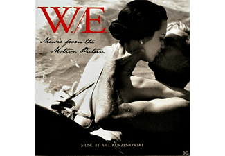 Abel Korzeniowski - W.E.-Music From The Motion Picture - (CD)
