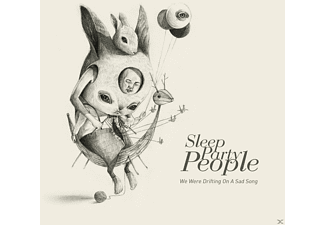 Sleep Party People - WE WERE DRIFTING ON A SAD SONG  - (CD)