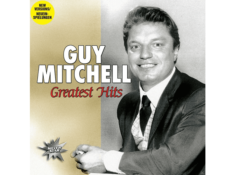 Guy Mitchell - Greatest Hits [CD]