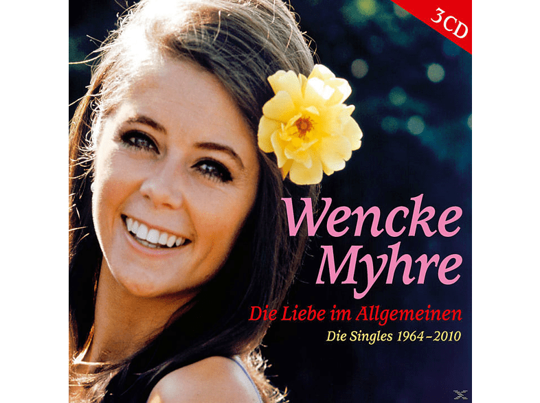 Wencke Myhre - Die Liebe Im Allgemeinen - Die Singles 1964-2010 [CD]