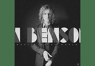 Brendan Benson - WHAT KIND OF WORLD LP  - (Vinyl)