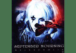 September Mourning - Melancholia  - (CD)