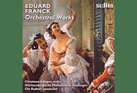 Christiane Edinger, Württembergische Philharmonie Reutlingen - Orchestral Works [CD]