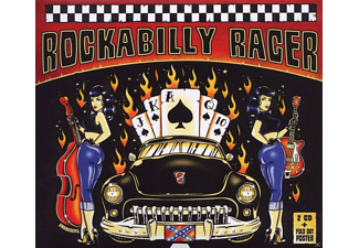 VARIOUS - Rockabilly Racer - Essential Collection - (CD)