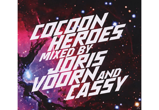 VARIOUS - Cocoon Heroes Mixed By Joris V  - (CD)