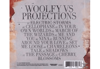 Woolfy Vs Projections - The Return Of Love  - (CD)