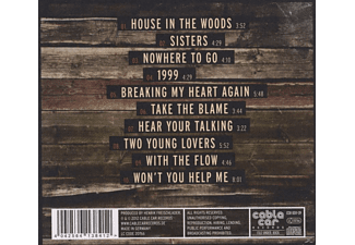 Henrik Freischlader - House In The Woods  - (CD)