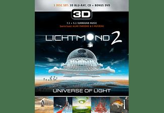 Lichtmond 2 - Universe of Light (inklusive CD und Bonus-DVD)  - (Blu-ray + DVD)