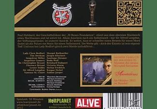 Lady Bedfort - Die letzte Wette (57)+Amadeus  - (CD)