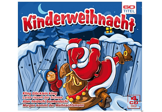 VARIOUS - Kinderweihnacht  - (CD)