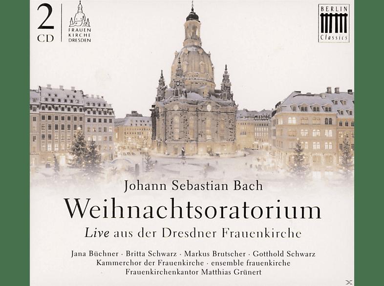 Kammerchor Der Frauenkirche - Weihnachtsoratorium - Live Aus Der Dresdner Frauenkirche [CD]