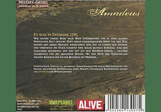 Amadeus - Partitur 01: Wolferl  - (CD)