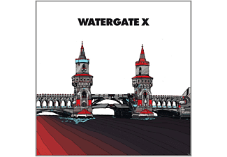 VARIOUS - Watergate X - (CD)