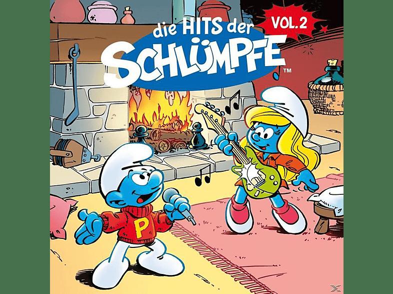VARIOUS - Die Hits Der Schlümpfe Vol.2 [CD]