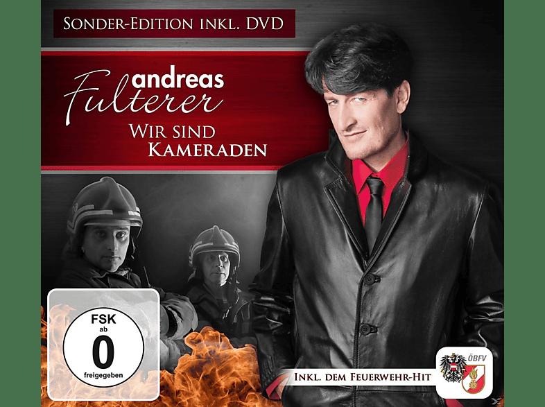 Andreas Fulterer - Wir Sind Kameraden-Sonderedition ( Best Of Cd + Bonus Dvd) [CD + DVD Video]