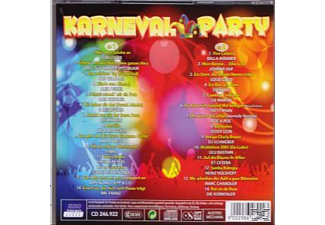 VARIOUS - Karnevalparty  - (CD)