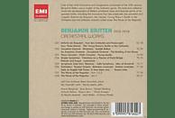 VARIOUS - Benjamin Britten: Orchestral Works [CD]