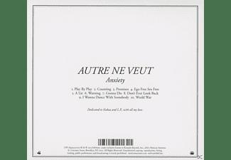 Autre Ne Veut - Anxiety  - (CD)