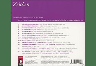 VARIOUS - Zeichen  - (CD)