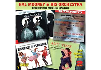 Hal & His Orchestra Mooney - MUSIC IN THE MOONEY MANNER  - (CD)
