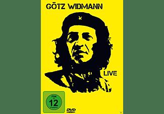 Götz Widmann - Live  - (DVD)