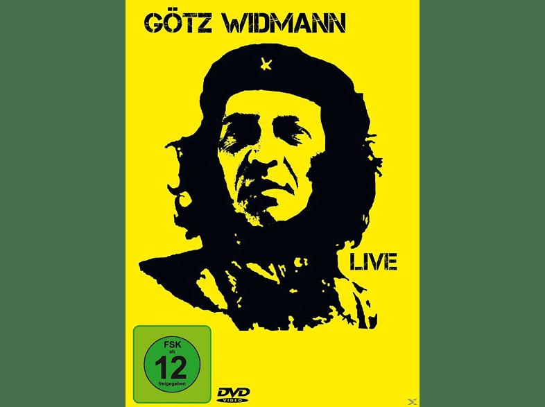 Götz Widmann - Live [DVD]