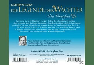- Die Legende der Wächter 09: Das Vermächtnis  - (CD)