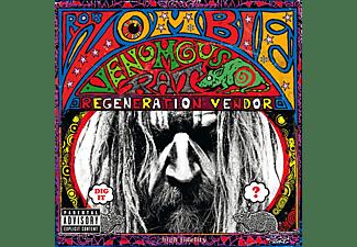 Rob Zombie - Venomous Rat Regeneration Vendor  - (CD)