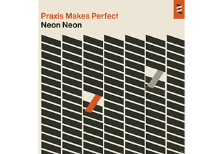 Neon Neon - Praxis Makes Perfect (Deluxe)  - (CD)