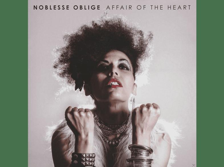 Noblesse Oblige - Affair Of The Heart [CD]