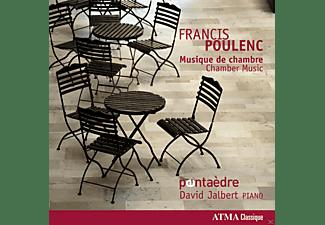 David Jalbert - Poulenc Kammermusik  - (CD)