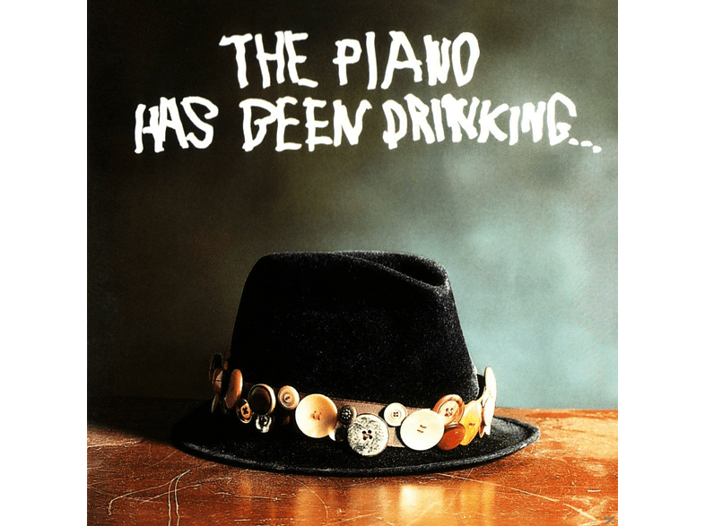 The Piano Has Been Drinking - The Piano Has Been Drinking [CD]