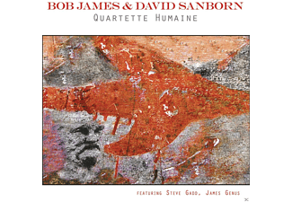 Bob James, David Sanborn - Quartette Humaine - (CD)