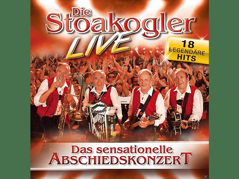 Die Stoakogler - Das Sensationelle Abschiedskonzert - Live [CD]