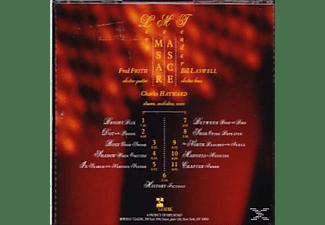 Massacre - Love Me Tender  - (CD)